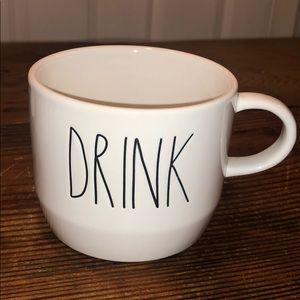 EUC Rae Dunn Large Soup Mug DRINK